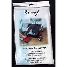 Russel SB5343 Travel Roll Storage Bags 60 X 40cm Set of 2