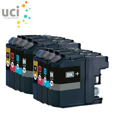 8x Ink Catridge UCI® fit Brother LC3211 DCP-J772DW J774DW MFC-J890DW J895DW