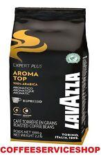 1 KG CAFFE ' LAVAZZA IN GRANI MISCELA GUSTO AROMA TOP 100% ARABICA
