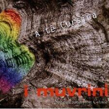 "I MUVRINI ""A TE CORSICA"" CD NEU"