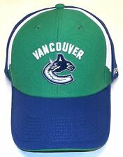 Vancouver Canucks NHL Eishockey Reebok  Cap Kappe Neu Eishockey Flex One Size