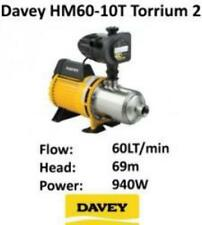 Davey HM60-10T Home Pressure System with Torrium 2