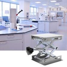 Laboratory Lifting Platform Stand Rack Scissor Jack Bench Lifter For Experiment