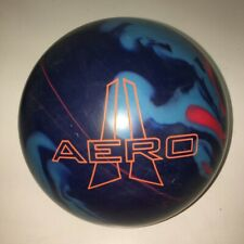 "USED 14# Ebonite Aero Reactive Resin Bowling Ball - 4"" Span"