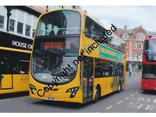 BUS PHOTO: BOURNEMOUTH VOLVO B9TL 121 HF11HCP