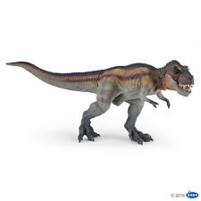 New Design Papo Running T-Rex Tyrannosaurus Rex Dinosaur Model 55057 Moving Jaw