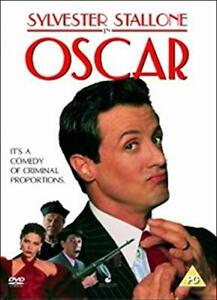 Oscar DVD Sylvester Stallone New and Sealed Australian Release