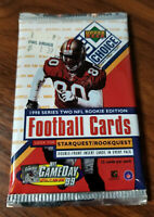 1998 upper deck UD Choice Football Series 2  - 12 card pack (See item details)