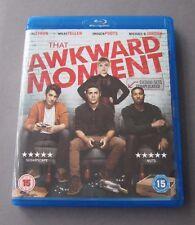 That Awkward Moment Blu-Ray