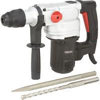 Ironton Heavy-Duty SDS Max Rotary Hammer Drill- 10.5 Amp 110 Volt