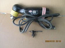 Sioux  Angle Head Electric Drill 1/2  variable speed Reveresable