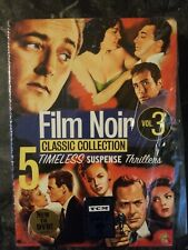 Film Noir Classic Collection Vol. 3 (6 DVD's, July-2006, OOP, Warner Home Video)