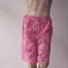 Dreiklang Bermudas Boxershorts Herrenmode 80er True VINTAGE 80s men shorts 53