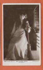 1906 Postcard Ellaline Terriss sent to Highfield Hall, Leek