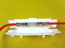 Microwave Oven Spare Parts High Voltage Glass Fuse Holder 5KV 0.6A 6x40mm (D219)