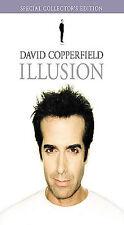 David Copperfield - Illusion (VHS, 2004)