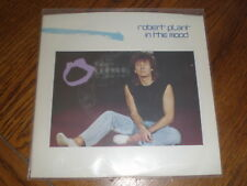 Robert Plant 45/PICTURE SLEEVE In The Mood PROMO WARNER