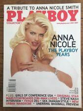 PLAYBOY US May 2007 - Anna Nicole SMITH Shannon JAMES Steve NASH FERGIE