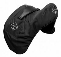 LeMieux PROKIT Pro Kit GP/Dressage SADDLE COVER Protective Travel BAG Black