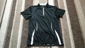 LADIES CYCLING TOP JERSEY IN SIZE 14 FROM CRIVIT MAKE SHORT SLEEVED