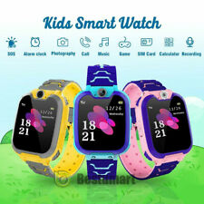 Kids Bluetooth Smart Watch Camera Phone Mate GSM SIM For Android iPhone Samsung