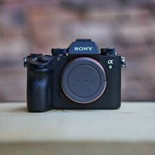 Sony Alpha a9 Mirrorless Camera - Full Frame 20fps Professional ILCE9/B