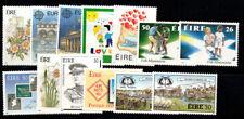 Ireland 1990 MNH 100% Mure, Monuments, Flowers