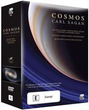 Cosmos (Carl Sagan) (DVD, 2007, 7-Disc Set)