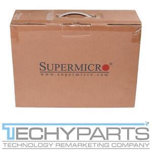 SuperMicro SYS-E200-8B Mini-ITX Server Celeron J1900 8GB/1TB X10SBA Motherboard