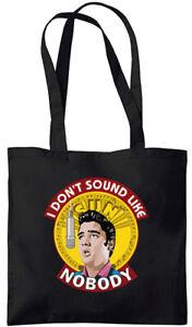 Elvis Presley - I Don't Sound Like Nobody - Tote Bag (Jarod Art Design)