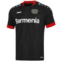 JAKO Bayer 04 Leverkusen Trikot Home Heimtrikot schwarz 2020/2021 BA4220H