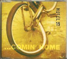 HOTEL 19 - ...comin' home   4 trk MAXI CD 1995