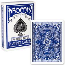 1 mazzo Carte Phoenix colore Blu