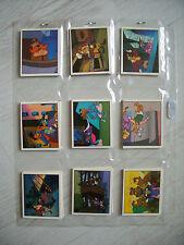Panini: Disney´s Darkwing Duck, Stickersatz ( 1-216 ), toprar von 1991 !!!