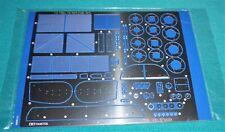 Tyrrell P34 Six Wheeler Tamiya 1/12 Kit Photoetch Fret.