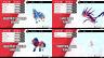 Pokemon Sword Shield / Zacian Zamazenta Eternatus Mew / 6IV Legendary Bundle Set