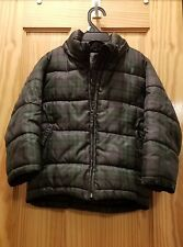 H&M Boy's Winter Jacket 3-4 Years Old * Overall Great Condition * Missing Hoodie