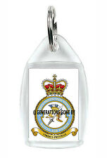ROYAL AIR FORCE 6 FORCE PROTECTION WING KEY RING (ACRYLIC)