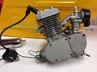 Motorized Bike Engine Petrol Gas 50cc 2-Stroke Bicycle Motor Kit