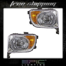 Fits 03-06 HONDA ELEMENT HEADLIGHT/LAMP  Pair (Left and Right Set)