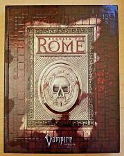 Requiem for Rome (Vampire: The Requiem, World of Darkness, White Wolf)