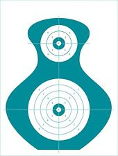 Bowling Pin Pistol and Rifle Shooting Targets - 19x25 - 31 Qty.