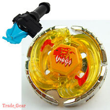 BB-60 Virgo BEYBLADE Masters Fusion Metal+GRIP+BLUE SPIN LAUNCHER