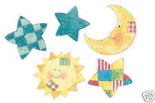 Wallies Wallpaper Cutouts Susan Winget Sun Moon & Stars
