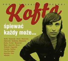 2CD KOFTA Śpiewać każdy może Poeci polskiej piosenki