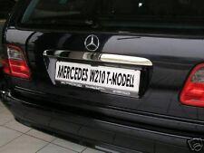 MERCEDES W210 E  STATION WAGON /BREAK  COPERCHIO DI BAGAGLIAIO CROMATI