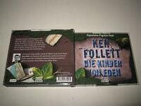 KEN FOLLETT/DIE KINDER VON EDEN(LÜBBE/3-404-77027-7)5xCD ALBUM