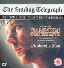 HAMMERS OVER THE ANVIL - UK PROMO DVD: RUSSELL CROWE, CHARLOTTE RAMPLING