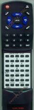 Replacement Remote for MITSUBISHI LVPX200A, XD200REM, XD200U, SD200U