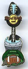 Hard Rock Cafe SAN ANTONIO 2007 ALAMO BOWL FOOTBALL GUITAR PIN - HRC #40733